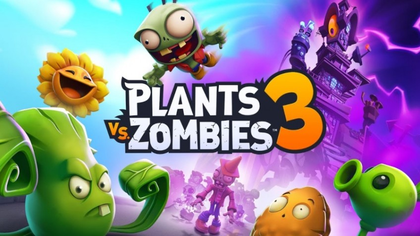 Состоялся софт-лонч Plants vs. Zombies3
