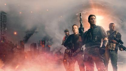 Крис Пратт воюет с пришельцами в трейлере «Войны будущего»