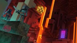 Обновление Nether для Minecraft выйдет уже23 июня