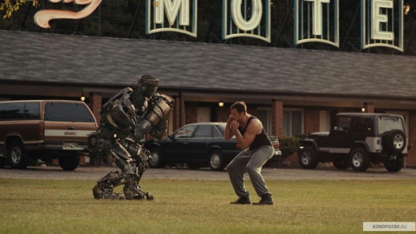 Робот-боксер для тех, кто не пропускает удары