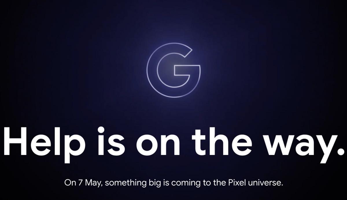 Google обещает7 мая «что-то крупное» на тему Pixel