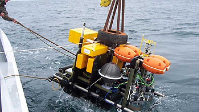 Исследованием глобального потепления займется подводный робот