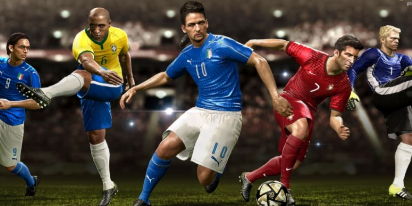 В Pro Evolution Soccer 2016 появятся легенды футбола