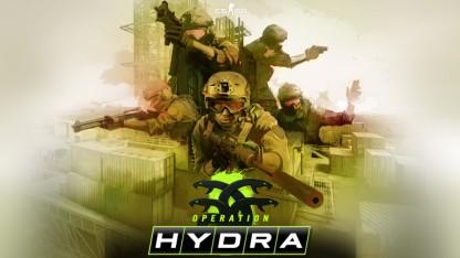 В Counter-Strike: Global Offensive началась операция «Гидра»