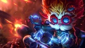 СМИ: Tencent и Riot Games работают над мобильной League of Legends