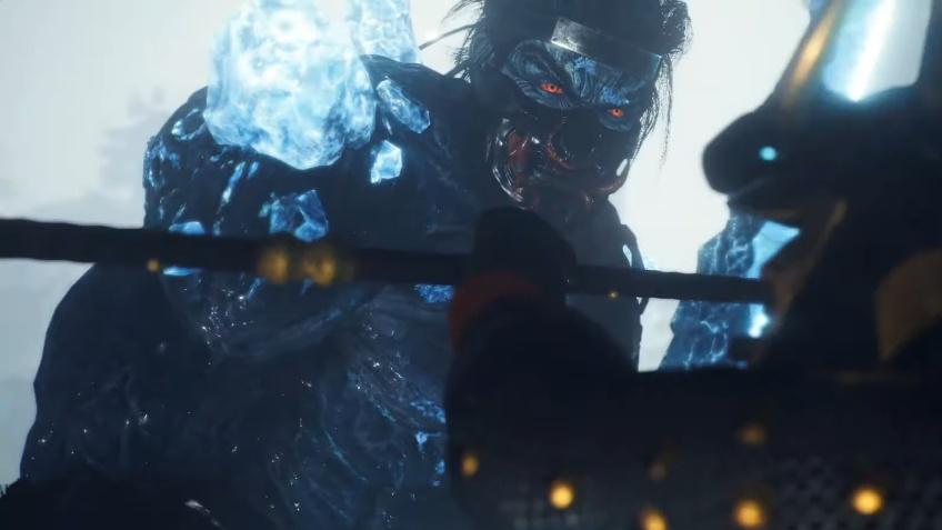 Битва с боссом и новая локация в свежем геймплейном ролике Nioh2