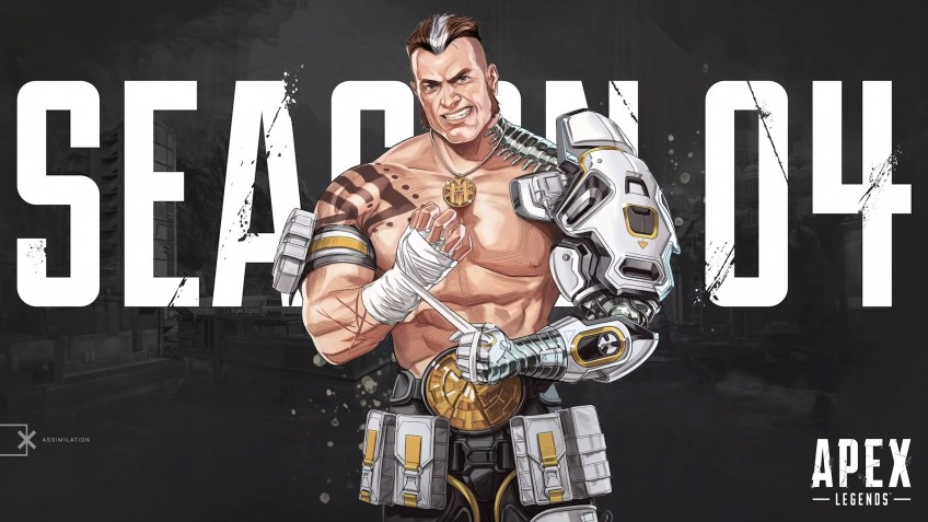 «Ассимиляция»:4 сезон Apex Legends начнётся в годовщину королевской битвы