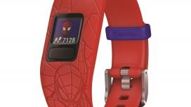 Garmin и Marvel представили детский фитнес-трекер в стиле Человека-паука