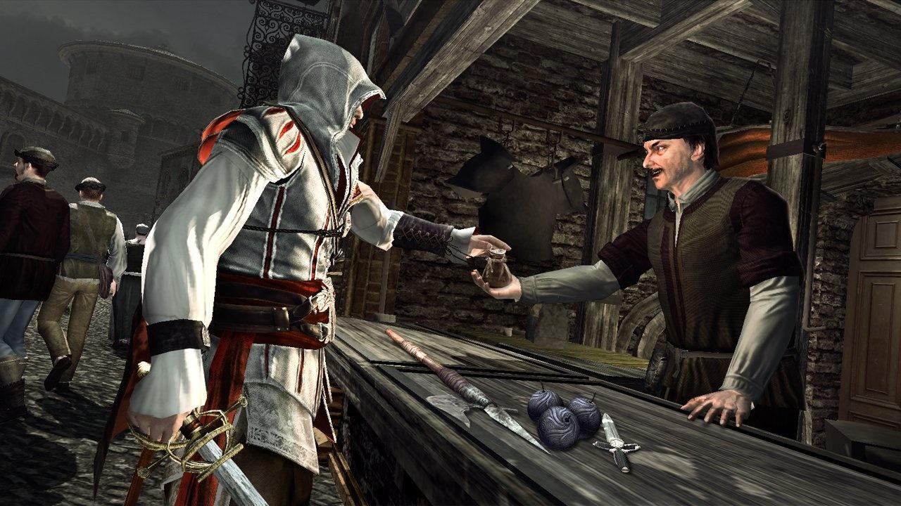 Assassin's Creed II, Rayman Legends и Child of Light вновь раздают в Uplay