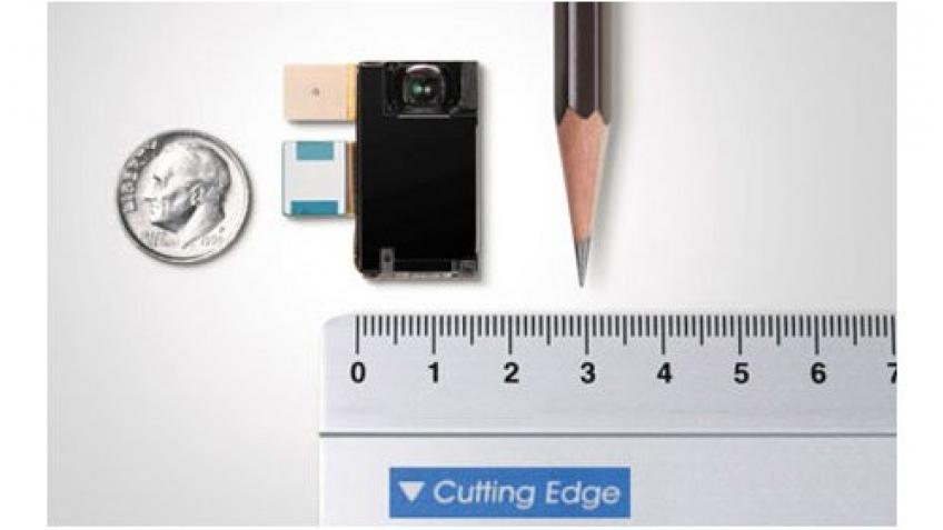 Новый фотосенсор для телефонов от Samsung