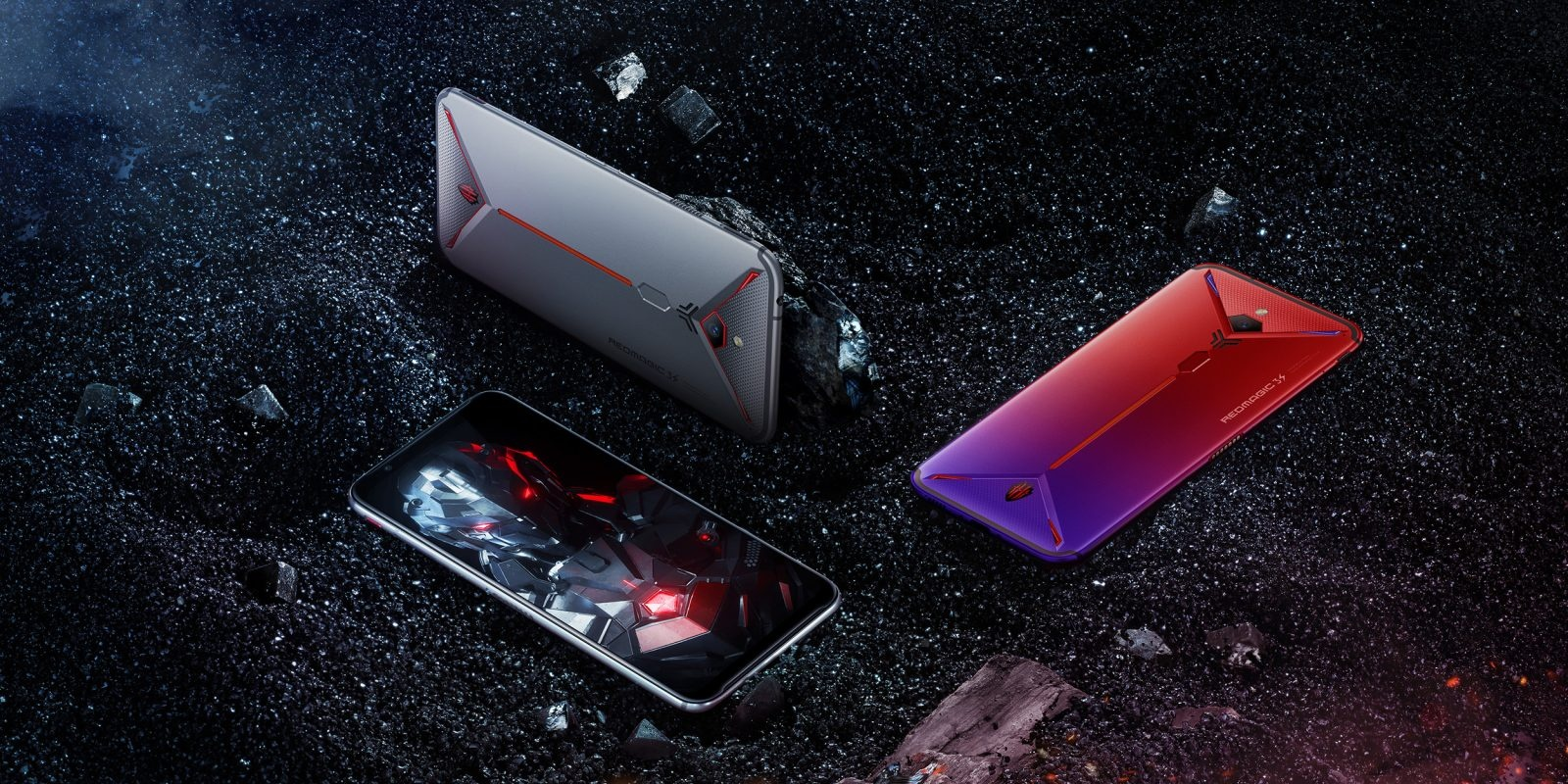 Названа мировая цена игрового смартфона Red Magic 3S