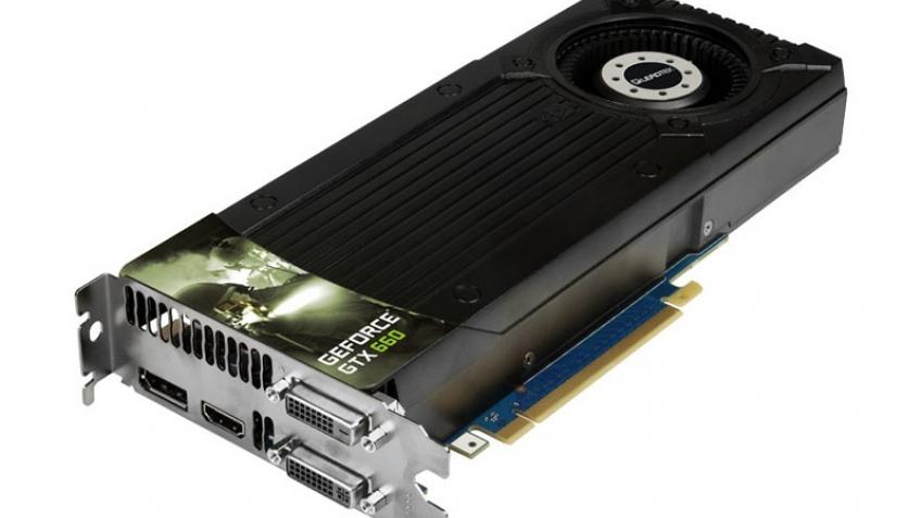 Leadtek представила видеокарту GeForce GTX 660