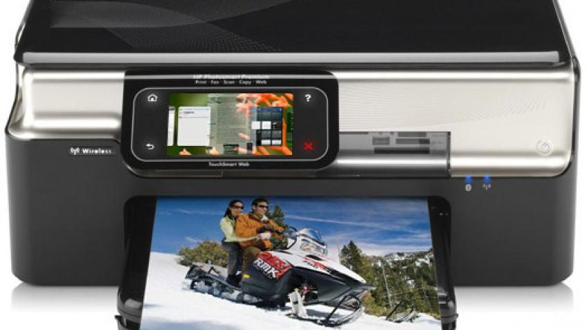 HP представит принтеры на основе webOS