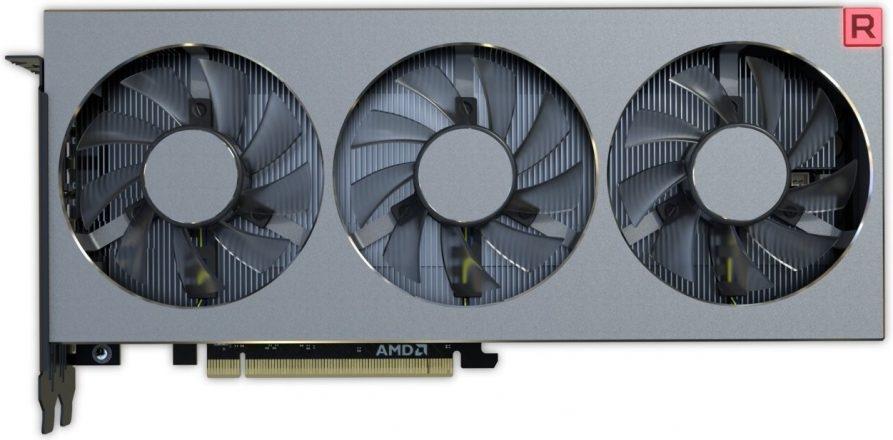 Нереференсных видеокарт AMD Radeon VII, возможно, ждать не стоит (Обновлено)