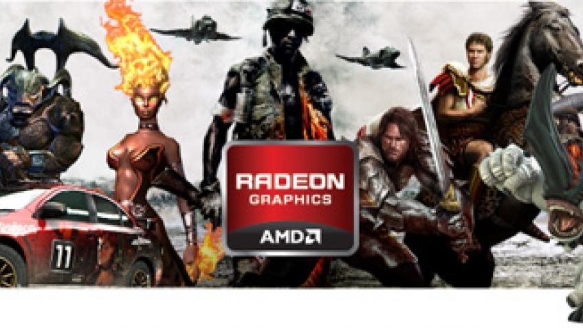 AMD начала поставлять 28-нанометровые графические чипы партнерам