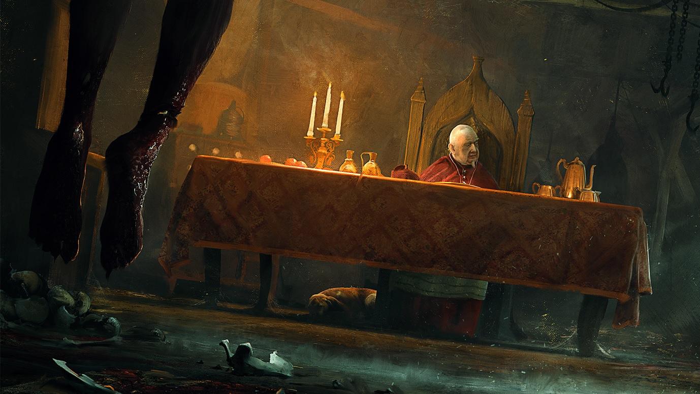 Главным героем I, The Inquisitor станет сам Мордимер Маддердин