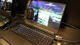 NVIDIA показала тонкие игровые ноутбуки и сервис GeForce NOW