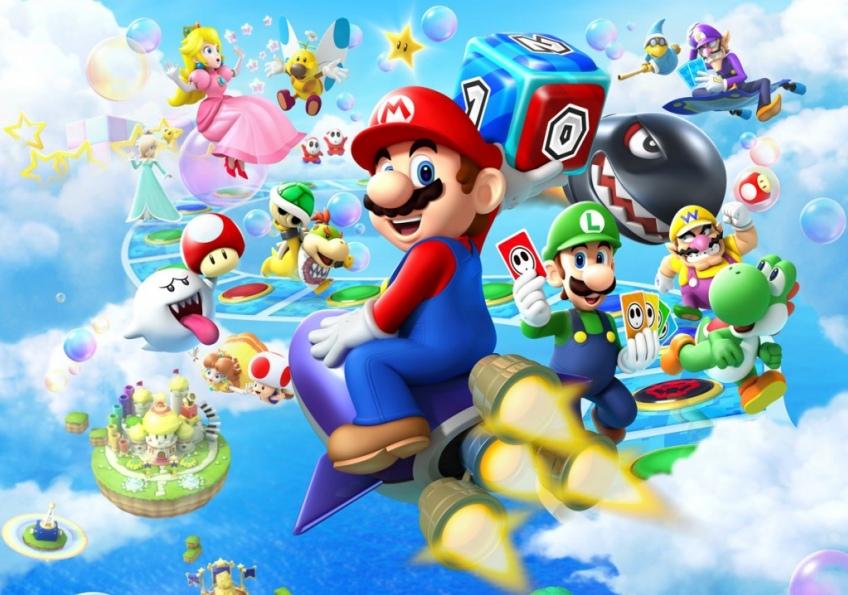 Nintendo продала почти 40 миллионов копий Mario Party