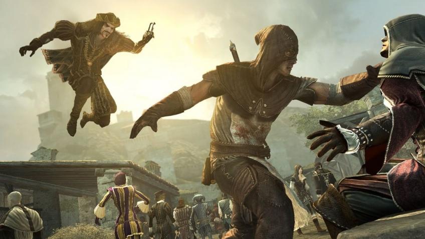 Авторы Assassin's Creed не интересуются Второй мировой