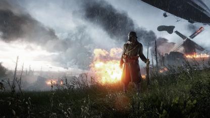 Утёк полный трейлер новой Battlefield — в плохом качестве