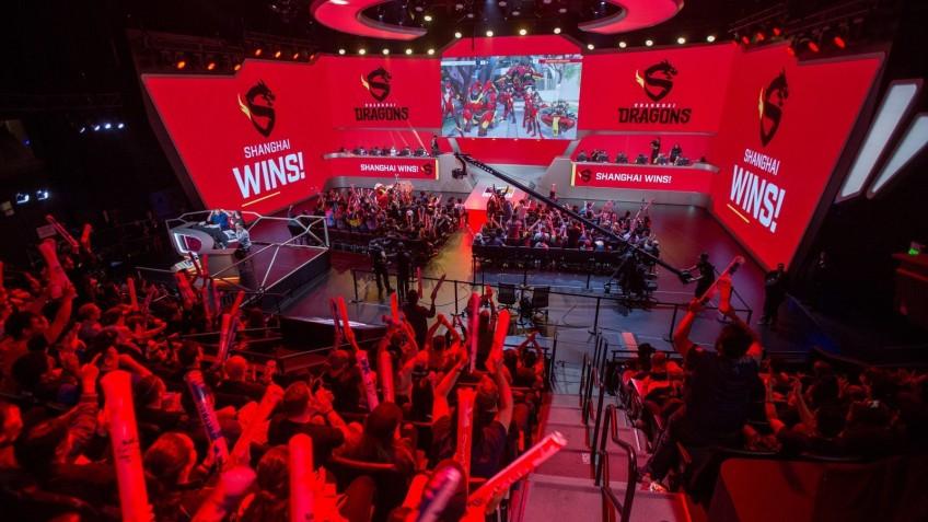 Лига Overwatch проведёт часть матчей в Южной Корее