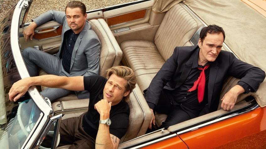 «Однажды в Голливуде» лидирует в российском прокате