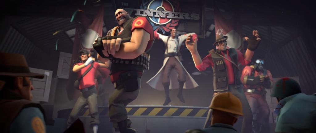 В Team Fortress2 появится соревновательный режим
