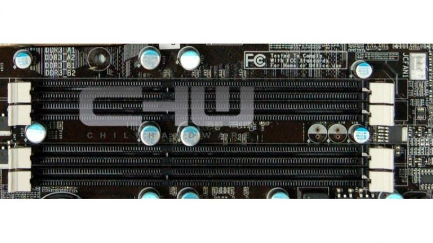 Первые фото Intel P35 Express