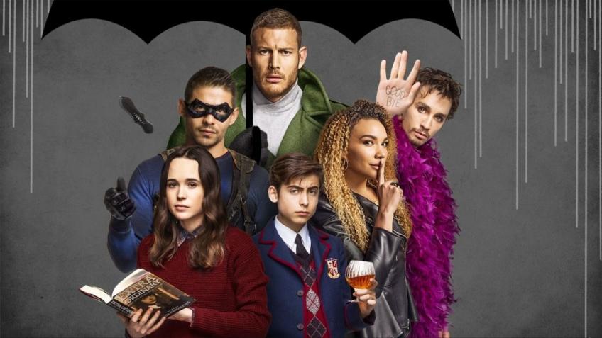 Netflix продолжит сериал «Академия Амбрелла»