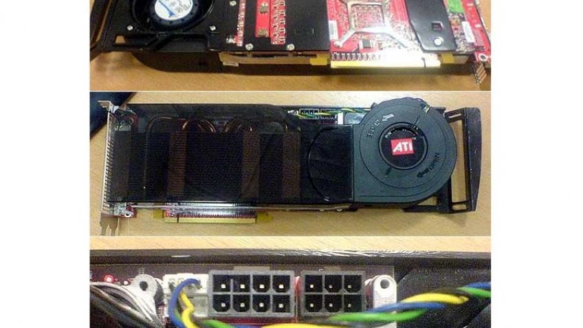 Характеристики Radeon HD 2900 XTX