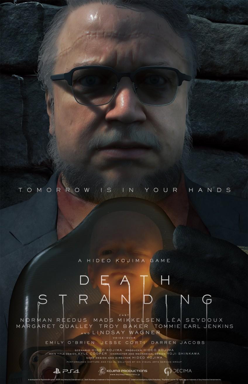 Новый трейлер Death Stranding подтвердил дату выхода —8 ноября