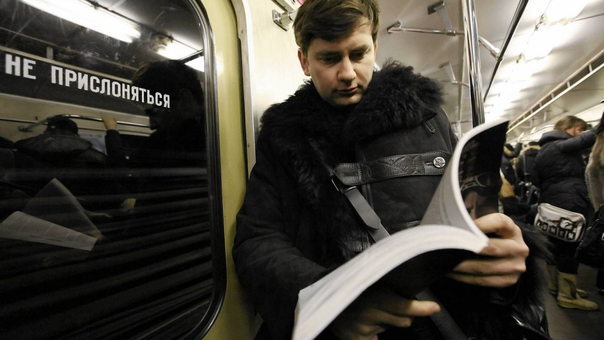 Дмитрий Глуховский жалеет Анджея Сапковского