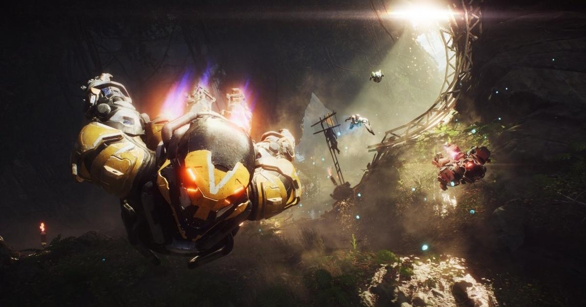 Официально: BioWare работает над перезапуском Anthem