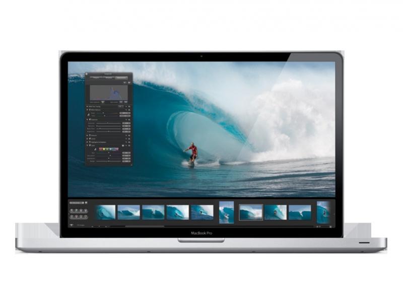 Apple представила MacBook Pro