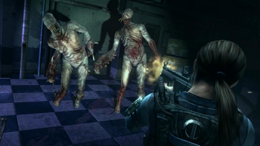 Дилогия Resident Evil: Revelations на Switch содержит две ретро мини-игры