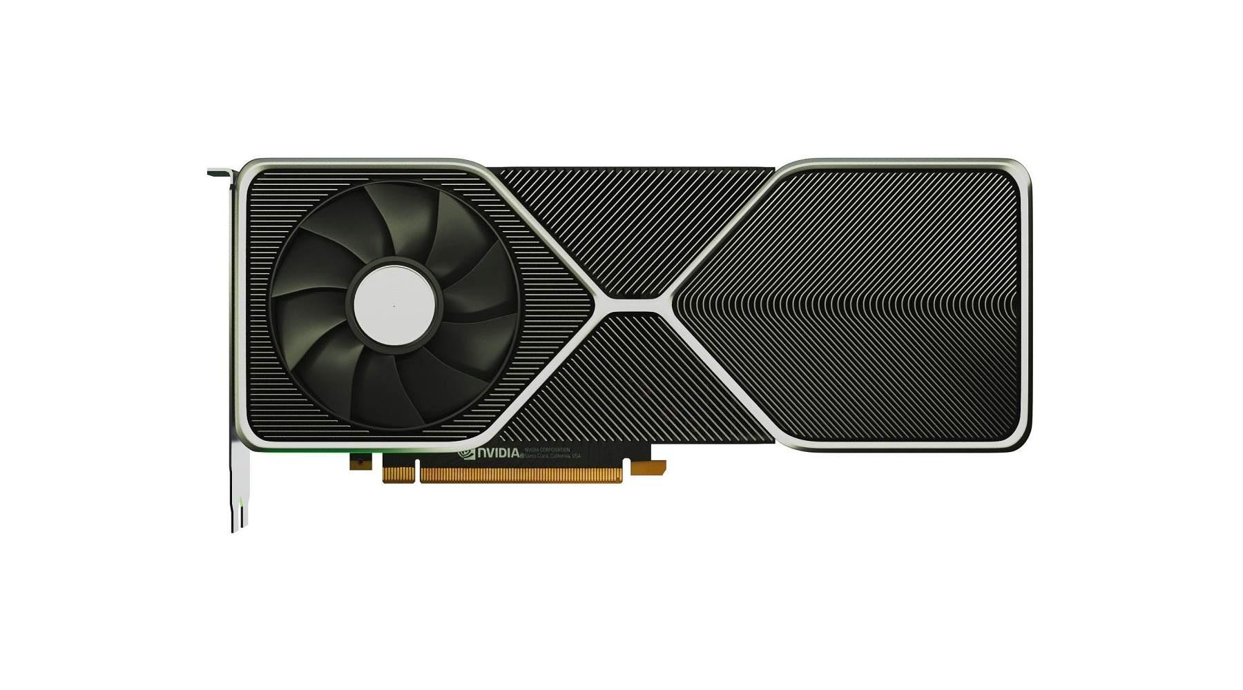 Видеокарты NVIDIA GeForce RTX 3000 покажут31 августа? (Обновлено)