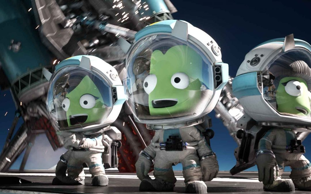 В основу Kerbal Space Program2 лягут реальные космические технологии