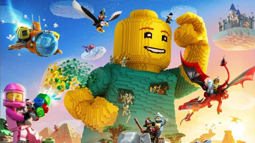 Энтузиаст воссоздал начало Metal Gear Solid в LEGO Worlds