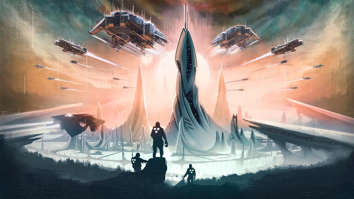 Stellaris: Console Edition выйдет в следующем году