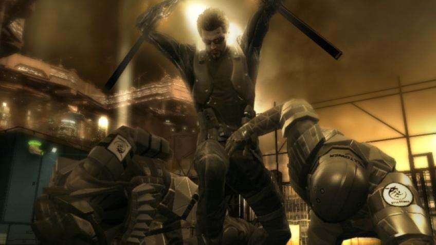 Deus Ex на пике графических технологий