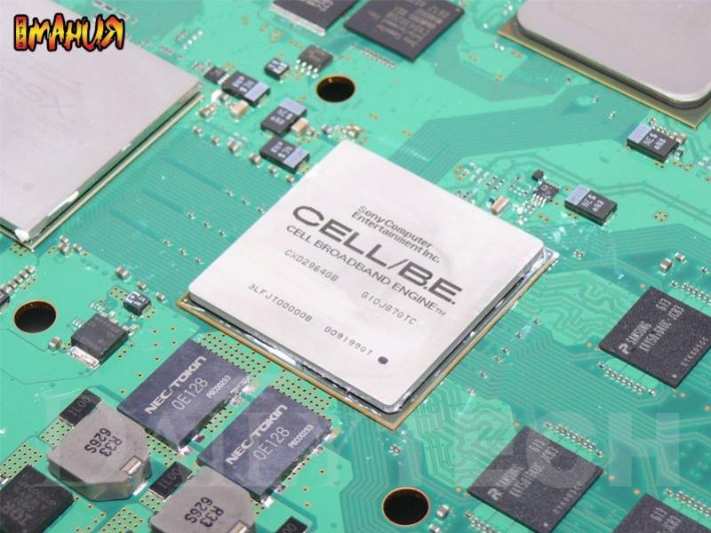 Новые применения для Cell BE