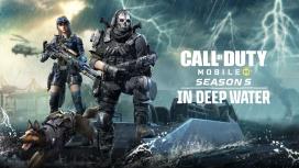 В пятом сезоне Call of Duty Mobile игроки погрузятся в «Глубокие воды»