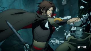 Реки крови, магия и битвы с нечистью — опубликован трейлер4 сезона Castlevania