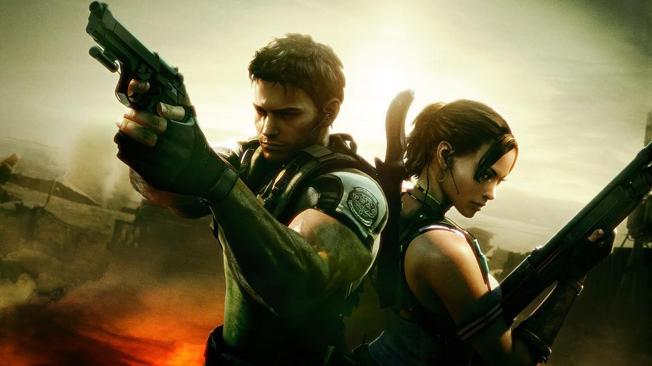Resident Evil5 и Resident Evil6 доберутся до Nintendo Switch в конце октября