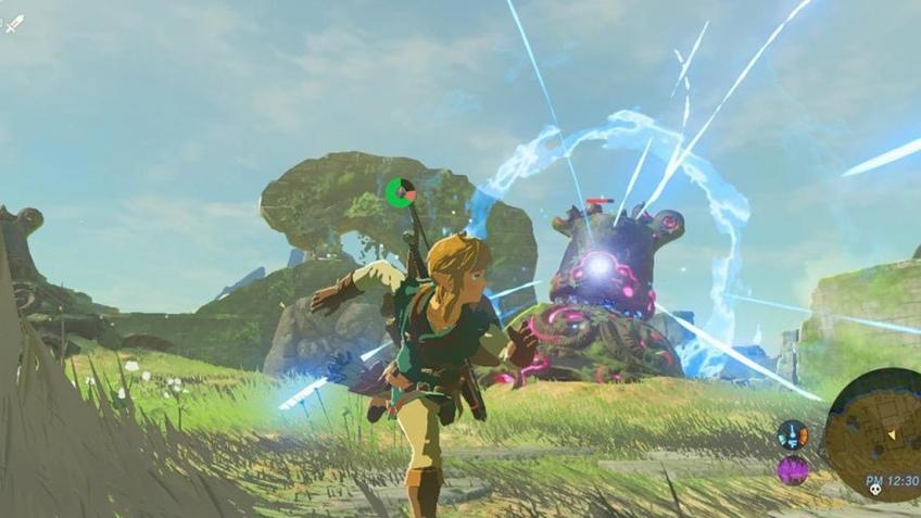 Линк летает, плавает, варит суп и швыряется камнями в новых трейлерах Legend of Zelda: Breath of the Wild
