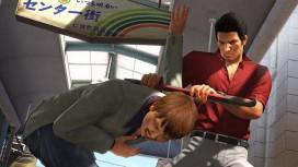 На новых скриншотах из Yakuza6 главный герой демонстрирует навыки рукопашного боя
