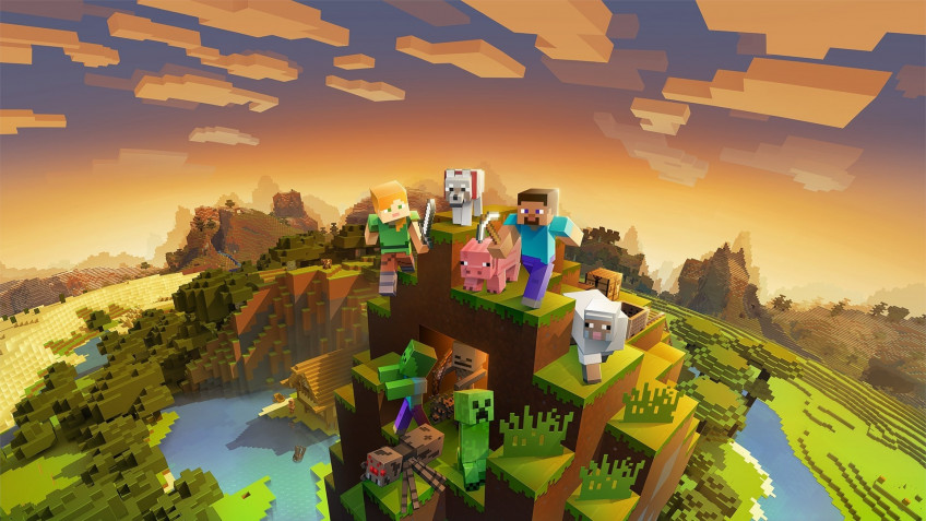 Для игры в Minecraft: Java Edition потребуется аккаунт Microsoft