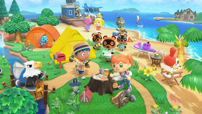 Nintendo Direct о Animal Crossing: New Horizons пройдёт15 октября