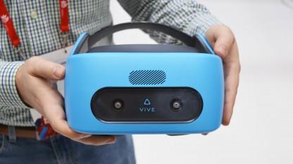 HTC показала новые контроллеры для VR-шлемов