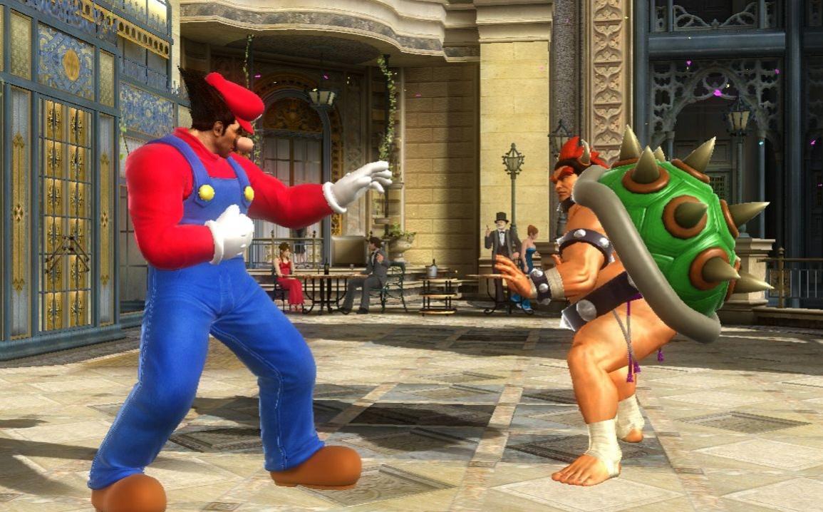 Tekken Tag Tournament2 не спешит в Россию